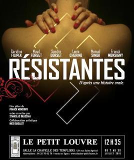 RESISTANTES, de Franck Monsigny Stanislas Grassian