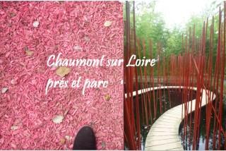 Chaumont sur Loire jardin art contemporain festival parc