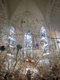 chapelle art  Chaumont-sur-Loire visite du château