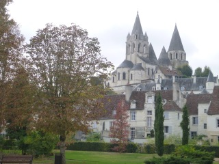 loches saint ours jardin