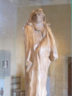 statue balzac