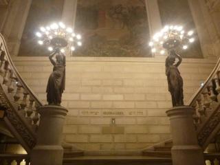 escalier opera tours