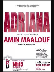 théâtre Adriana Avignon
