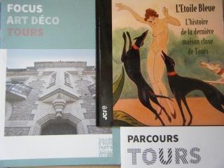 livre Etoile bleue et Petit soleil Tours Art Déco