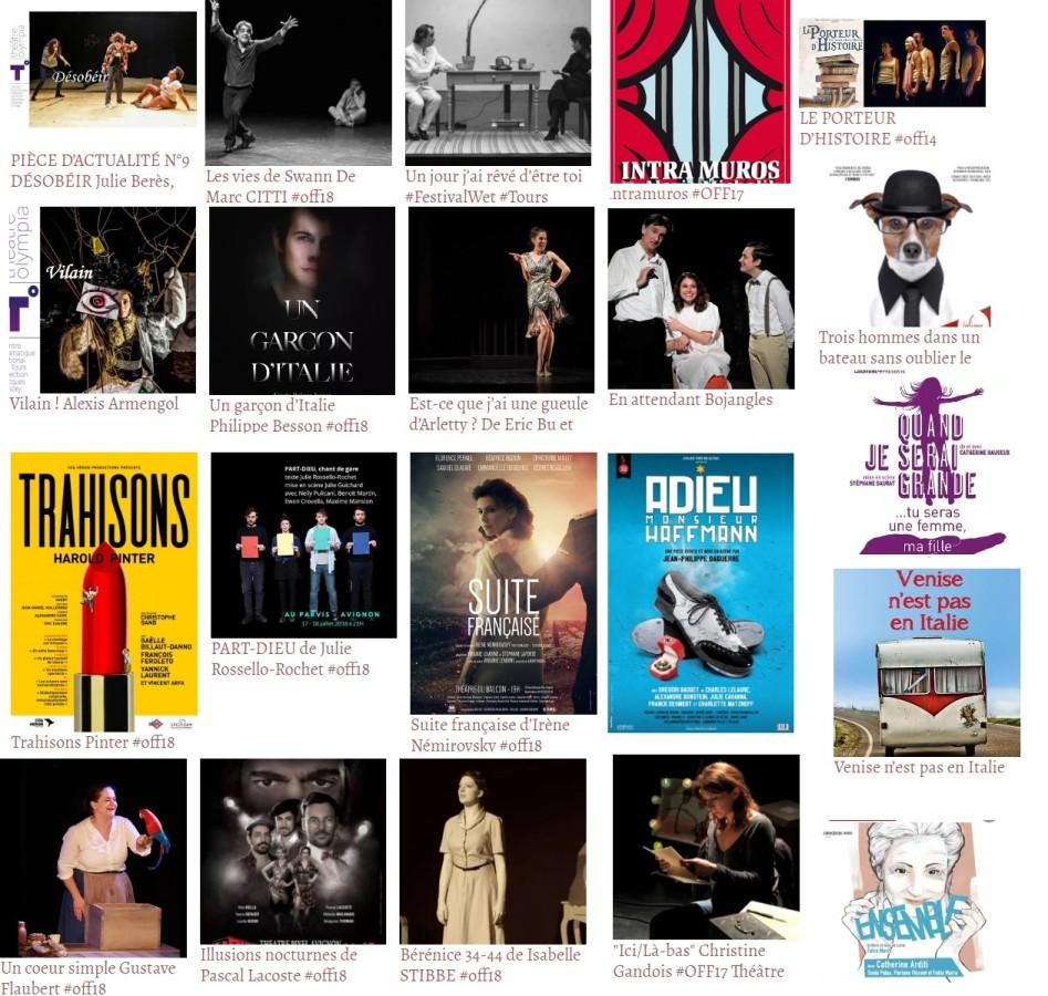 conseil spectacles festival avignon 2019 que voir theatre